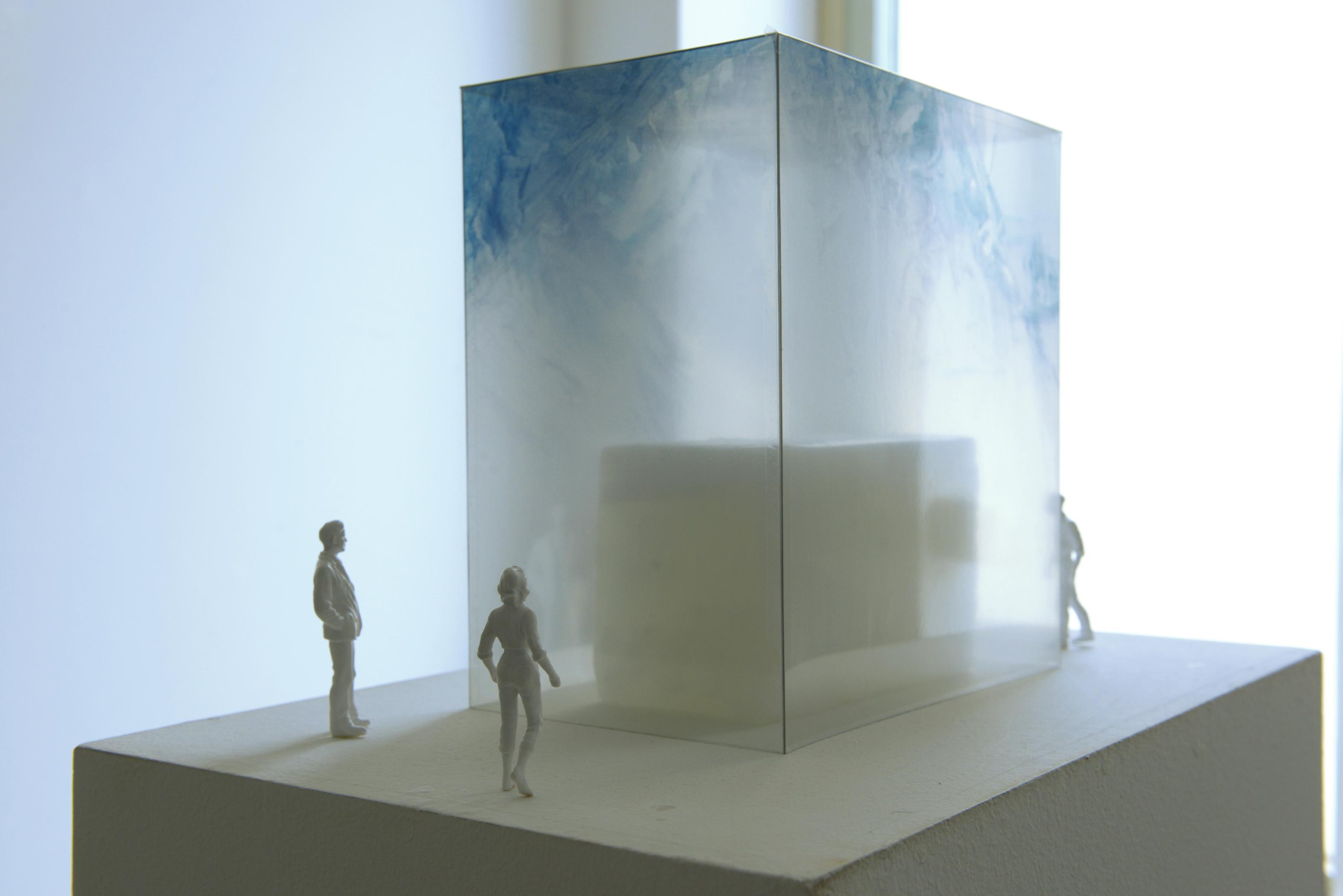 Die Festung IV, 2015 (Modell)