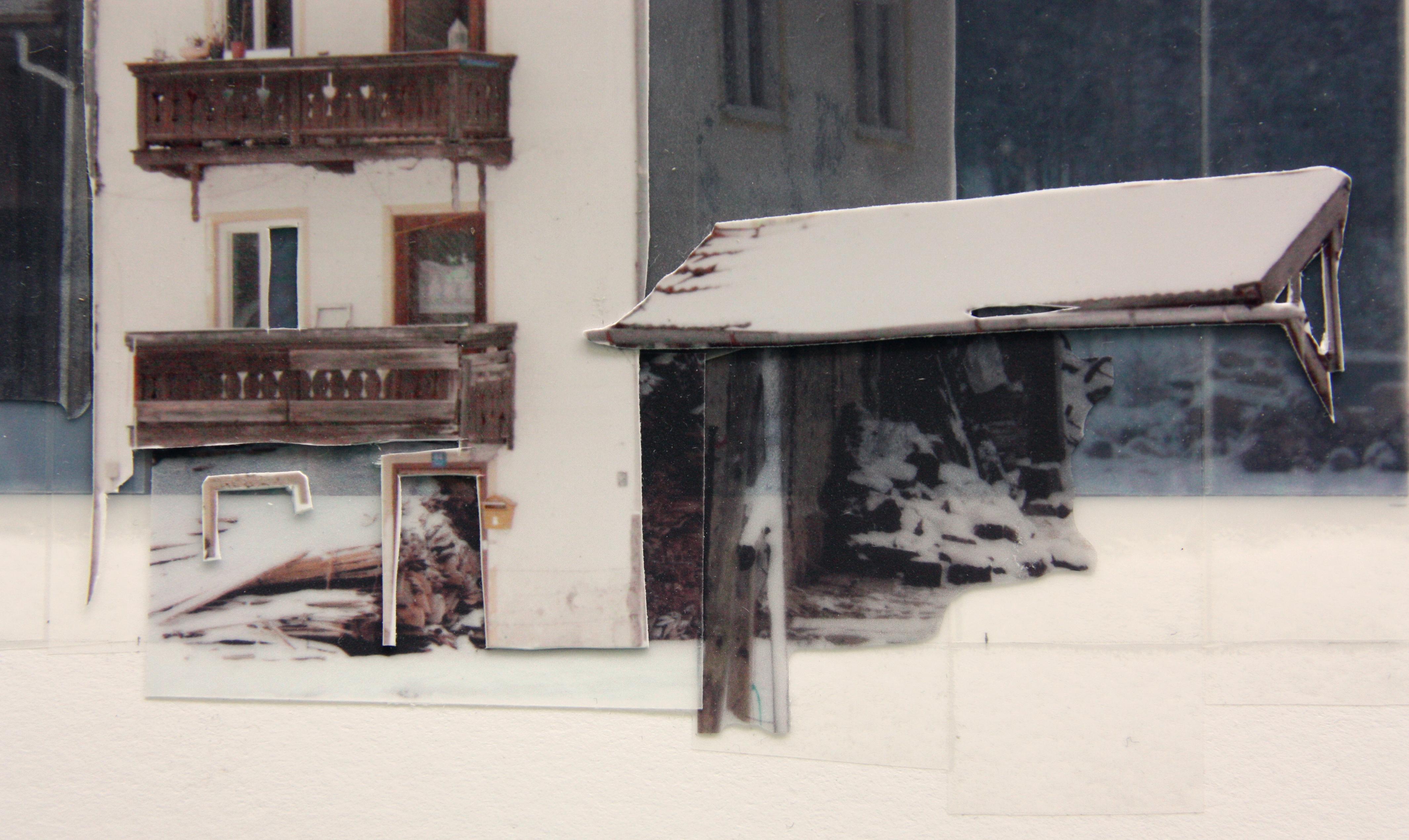 o.T. (Skizze/Geitau), 2011 (Detail)