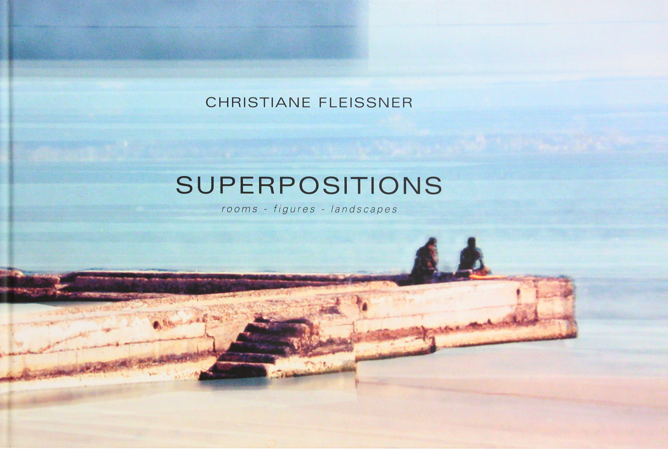 Christiane Fleissner, Superpositions, rooms – figures – landscapes, 2014